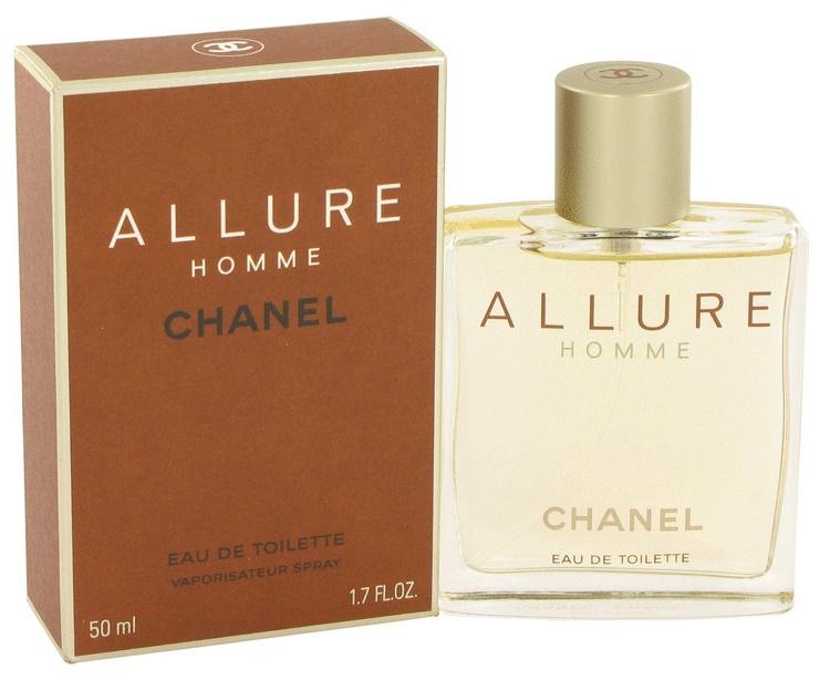 Chanel Allure Homme, Toaletní voda, 50ml, Pánska vôňa