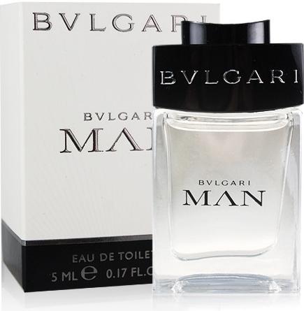 Bvlgari Bvlgari Man, 5ml, Toaletní voda