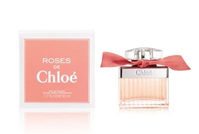 Chloe Roses de Chloé, Toaletní voda, Dámská vůně, 50ml