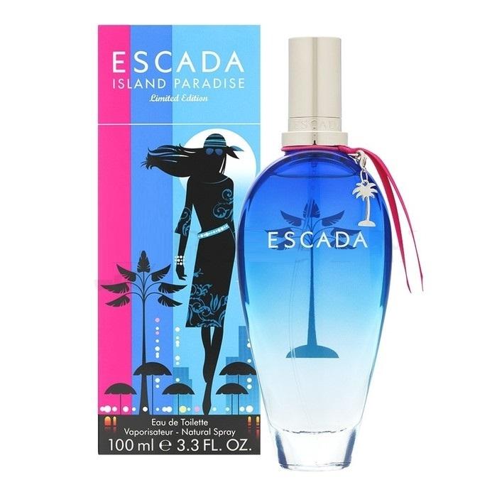 Escada Island Paradise, 100ml, Toaletní voda