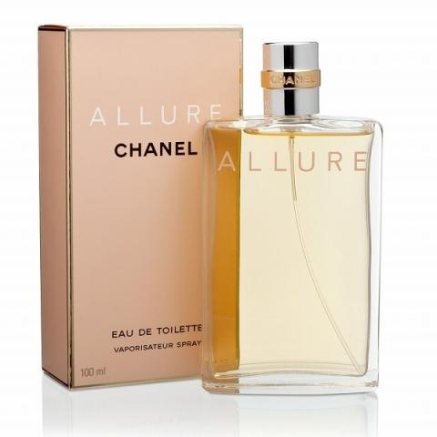 Chanel Allure, Toaletní voda, 100ml, Dámska vôňa