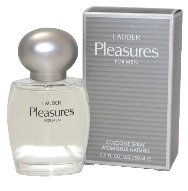 Estee Lauder Pleasures for Men, 50ml, Kolínská voda