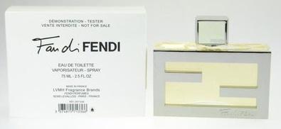 Fendi Fan di Fendi Eau Fraiche, 75ml, Toaletní voda - Tester
