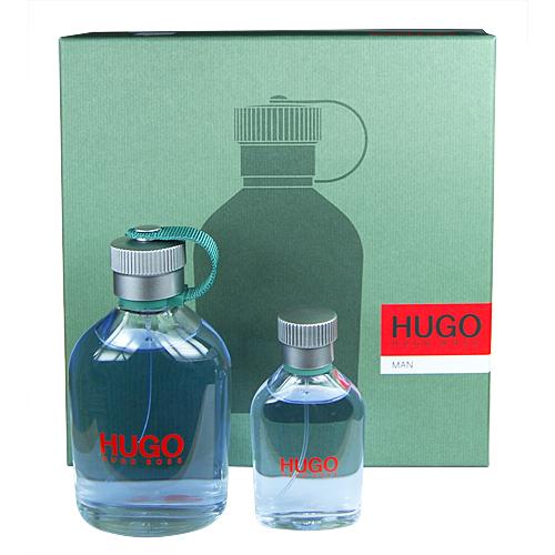 Hugo Boss Hugo, Dárková sada, toaletní voda 125ml + toaletní voda 40ml, Pánska vôňa