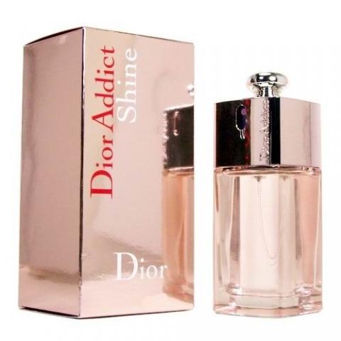 Christian Dior Addict Shine, Toaletní voda, 20ml, Dámska vôňa