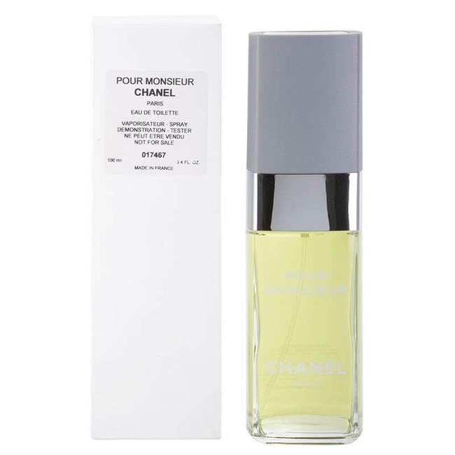 Chanel Pour Monsieur, Toaletní voda - Tester, 100ml, Pánska vôňa