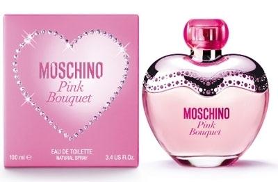 Moschino Pink Bouquet, 100ml, Toaletní voda