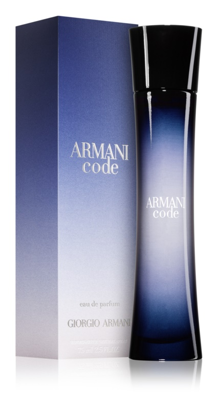 Giorgio Armani Code for Women, 50ml, Parfémovaná voda
