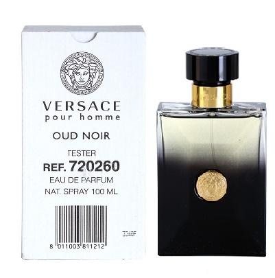 Versace Pour Homme Oud Noir, Parfémovaná voda - Tester, 100ml, Pánska vôňa