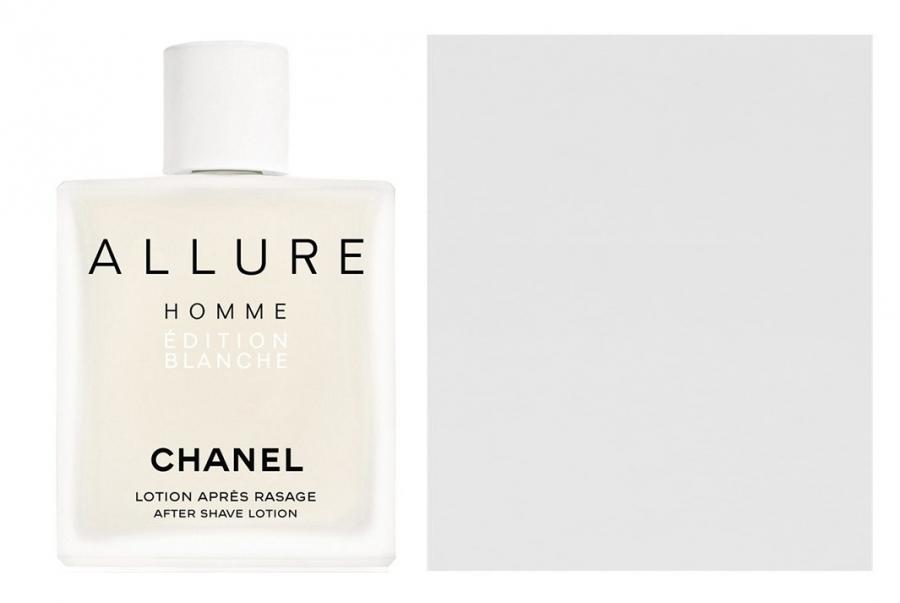 Chanel Allure Homme Edition Blanche, Voda po holení - Tester, 100ml, Pánska vôňa