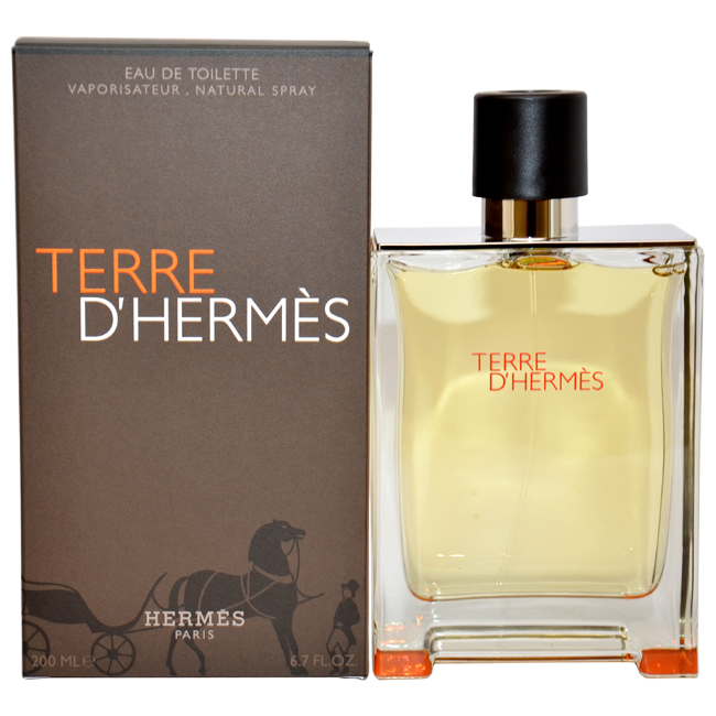 Hermes Terre D´Hermes, 200ml, Toaletní voda