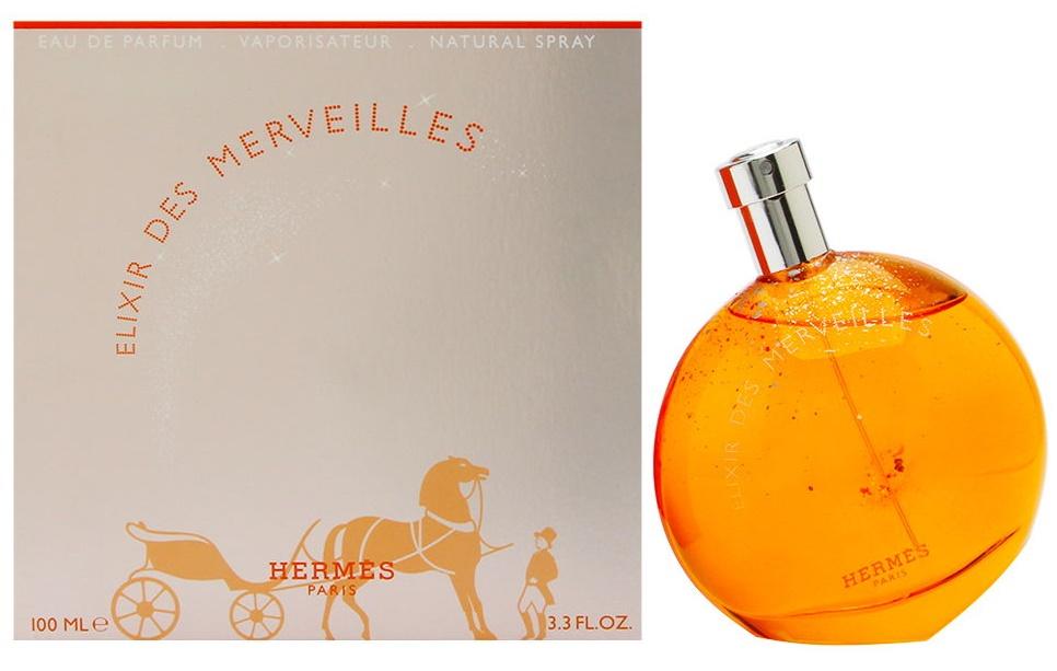 Hermes Elixir des Merveilles, Parfémovaná voda, 100ml, Dámska vôňa