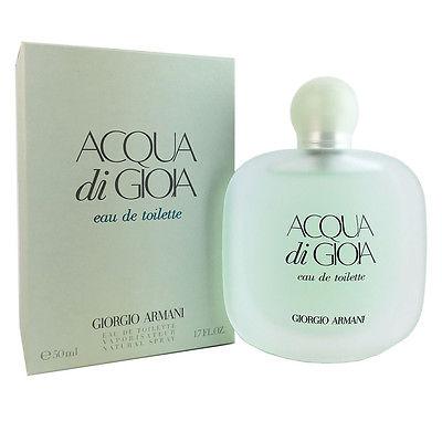 Giorgio Armani Acqua di Gioia, Toaletní voda, Dámska vôňa, 50ml