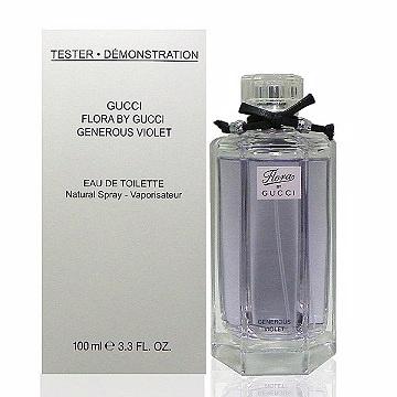 Gucci Flora by Gucci Generous Violet, Toaletní voda - Tester, 100ml, Dámska vôňa