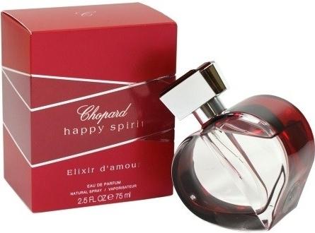 Chopard Happy Spirit Elixir D´Amour, 50ml, Parfémovaná voda