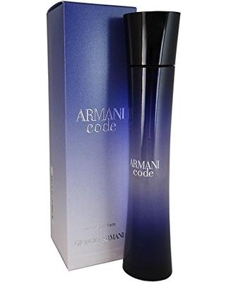 Giorgio Armani Code for Women, 75ml, Parfémovaná voda