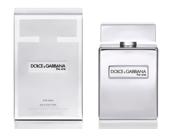 Dolce & Gabbana The One for Man Platinum 2014, 50ml, Toaletní voda