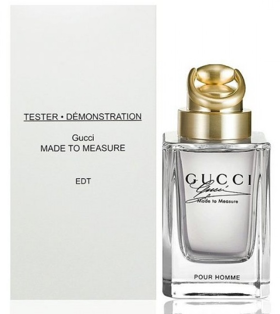 Gucci Made to Measure, Toaletní voda - Tester, 90ml, Pánska vôňa