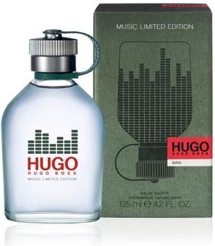 Hugo Boss Hugo Music Limited, Toaletní voda, 125ml, Pánska vôňa
