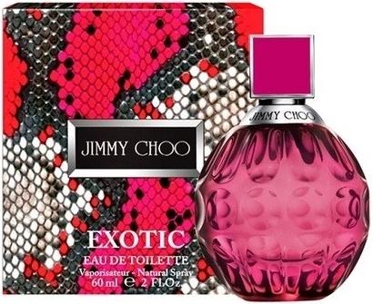 Jimmy Choo Jimmy Choo Exotic 2013, 60ml, Toaletní voda