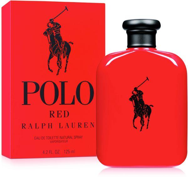 Ralph Lauren Polo Red, 125ml, Toaletní voda