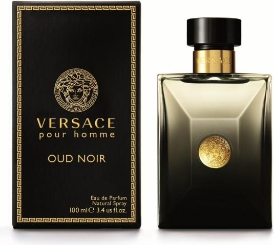 Versace pour Homme Oud Noir, 100ml, Parfémovaná voda