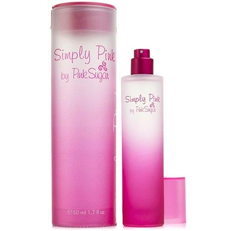 Aquolina Simply Pink, 50ml, Toaletní voda