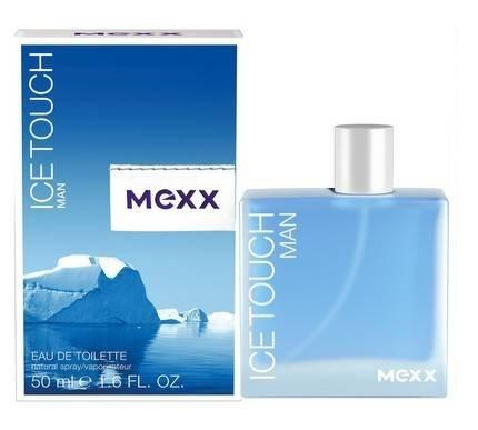 Mexx Ice Touch Man 2014, Toaletní voda, Pro muže, 50ml