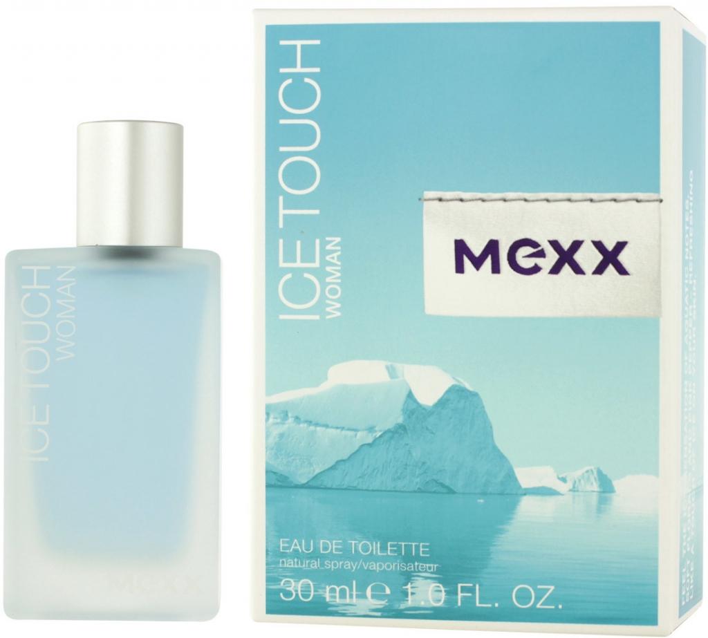 Mexx Ice Touch Woman 2014, Toaletní voda, Pro ženy, 30ml