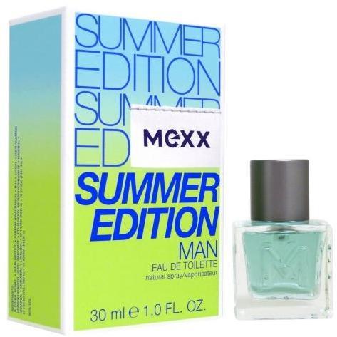 Mexx Summer Edition Man 2014, 30ml, Toaletní voda