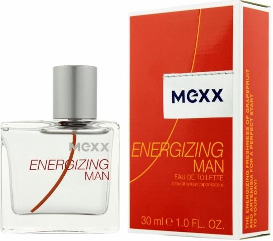 Mexx Energizing Man, 30ml, Toaletní voda
