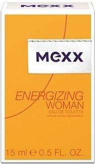 Mexx Energizing Woman, 15ml, Toaletní voda