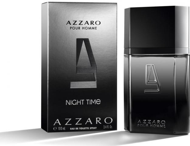 Azzaro Pour Homme Night Time, Toaletní voda, 100ml, Pánska vôňa