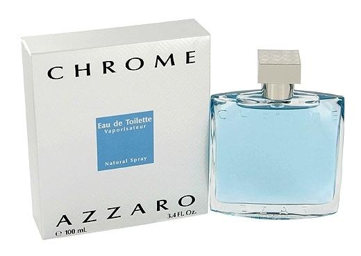 Azzaro Chrome, 200ml, Toaletní voda