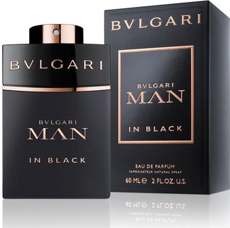 Bvlgari Man in Black, 60ml, Parfémovaná voda