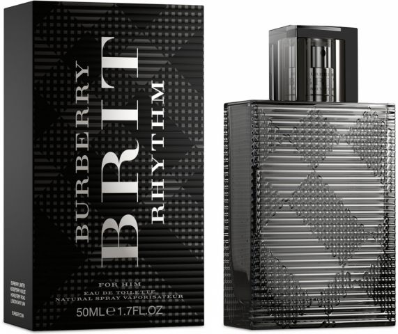 Burberry Brit Rhythm, Toaletní voda, 30ml, Pánska vôňa