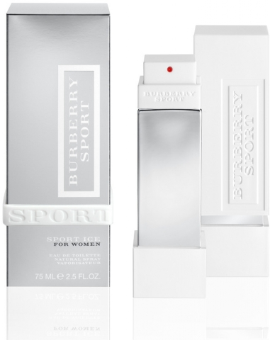 Burberry Sport ICE for Women, 75ml, Toaletní voda