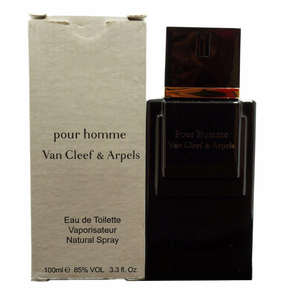 Van Cleef & Arpels Pour Homme, Toaletní voda - Tester, 100ml, Pánska vôňa