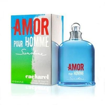 Cacharel Amor Amor Sunshine pour Homme, 75ml, Toaletní voda