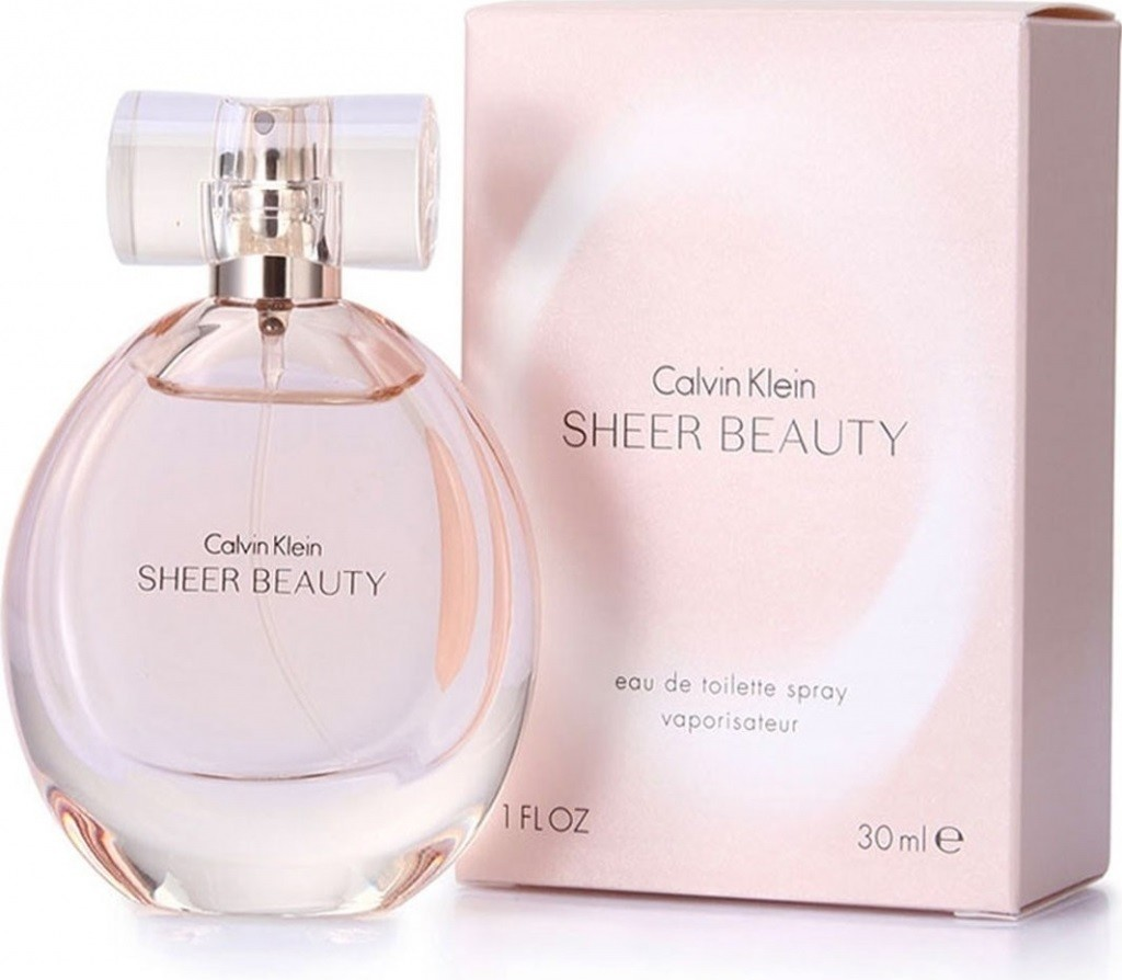 Calvin Klein Beauty Sheer, 30ml, Toaletní voda