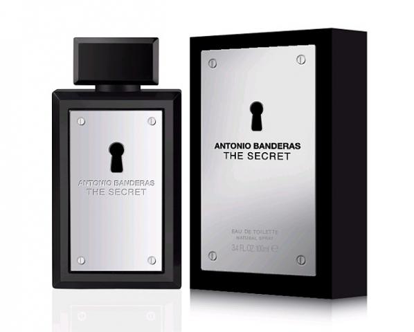 Antonio Banderas The Secret, 100ml, Toaletní voda