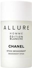 Chanel Allure Homme Edition Blanche, Deostick, 75ml, Pánska vôňa