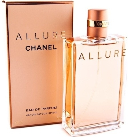 Chanel Allure, Parfémovaná voda, 100ml, Dámska vôňa