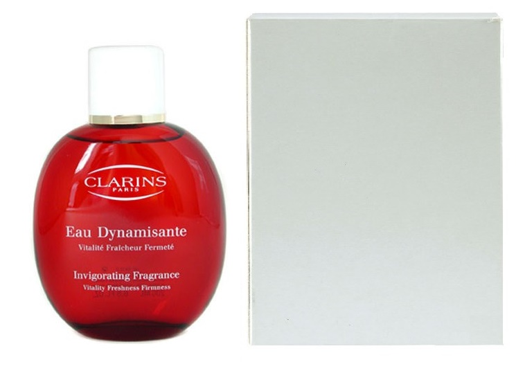 Clarins Eau Dynamisante, 100ml, Toaletní voda - Tester