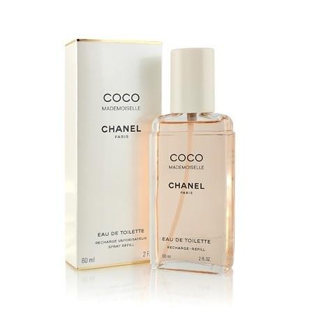 Chanel Coco Mademoiselle náplň, Toaletní voda, 60ml, Dámska vôňa