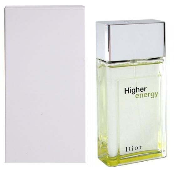 Christian Dior Higher Energy, 100ml, Toaletní voda - Tester