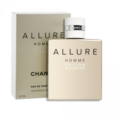 Chanel Allure Homme Edition Blanche, Parfémovaná voda, 50ml, Pánska vôňa