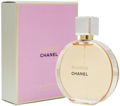 Chanel Chance, Parfémovaná voda, 100ml, Dámska vôňa