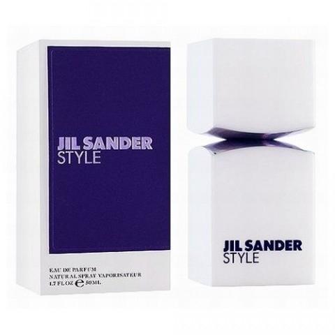 Jil Sander Style, Parfémovaná voda, 50ml, Dámska vôňa