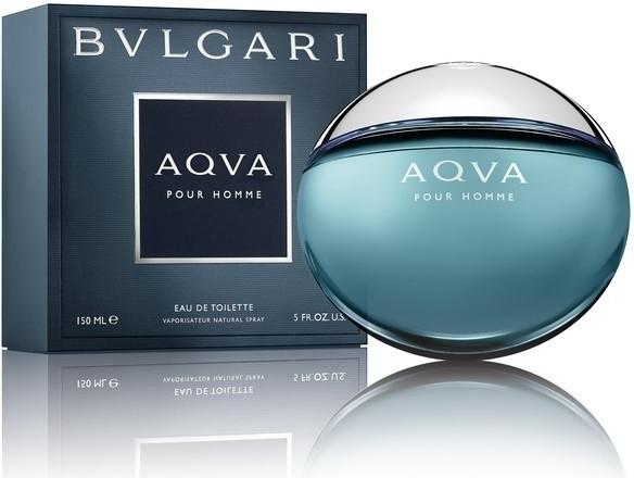 Bvlgari Aqva pour Homme, Toaletní voda, 150ml, Pánska vôňa